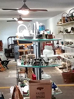 Antique collection shop - Antique collection shop